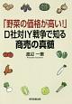 「野菜の価格が高い!」D社対IY戦争で知る商売の真髄