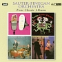 THE SOUND OF THE SAUTER-FINEGAN ORCHESTRA/INSIDE SAUTER-FINEGAN/UNDER ANALYSIS/STRAIGHT DOWN THE