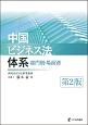 中国ビジネス法体系<第2版> 部門別・場面別
