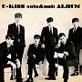 U-KISS solo&unit ALBUM(BD付)