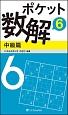 ポケット数解 中級篇 (6)