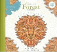 森の生き物のぬり絵図鑑 大人の精密ぬり絵 Forest COLORING BOOK