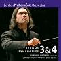 ブラームス:交響曲第3番&第4番(HYB)