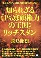知られざる《1%寡頭権力の王国》リッチスタン 日本人99%の極貧階級転落決定!
