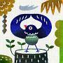 YURAGI 3B 「鳥」