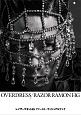 OVERDRESS/RAZOR RAMON HG レイザーラモンHG 写真集