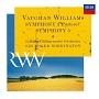 ヴォーン・ウィリアムズ:交響曲第5番・第3番≪田園交響曲≫