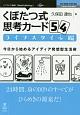 くぼたつ式思考カード54 ライフスタイル編<PDF版> 今日から始めるアイディア発想型生活術