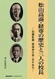 松山高商・経専の歴史と三人の校長 加藤章廉・渡部善次郎・田中忠夫