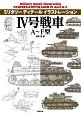 4号戦車 A~F型 ミリタリーディテールイラストレーション