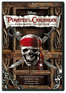 パイレーツ・オブ・カリビアン:DVD・4ムービー・コレクション