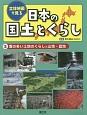 立体地図で見る日本の国土とくらし 雪の多い土地のくらしと山地・盆地 (5)