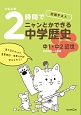 くもんの2時間でニャンとかできる中学歴史 中1・中2 近世 日本の統一と鎖国