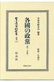 日本立法資料全集 別巻 各國の政黨1 (1147)