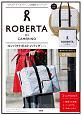 ROBERTA DI CAMERINO コンパクトボストンバッグBOOK