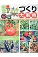 野菜づくり大事典 地植えで楽しむ野菜づくり すべて写真解説だから、初