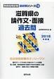 滋賀県の論作文・面接 過去問 2018 教員採用試験過去問シリーズ