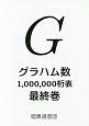 グラハム数 1,000,000桁表 最終巻