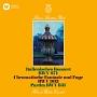 J.S.バッハ:イタリア協奏曲 半音階的幻想曲とフーガ パルティータ ロ短調