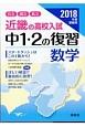 近畿の高校入試 中1・2の復習 数学 2018