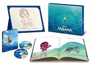 モアナと伝説の海 MovieNEXプレミアム・ファンBOX(BD+DVD)