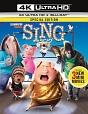 SING/シング [4K ULTRA HD + Blu-rayセット]