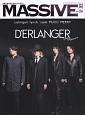 MASSIVE D'ERLANGER/cali≠gari/linch. 生きざまを伝えるロックマガジン(26)