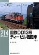 国鉄DD13形ディーゼル機関車(中)