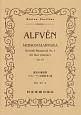 アルヴェーン/夏至の徹夜祭 スウェーデン狂詩曲 第1番 Op.19