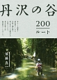 丹沢の谷 200ルート 初心者から上級者までを惹きつける、東京近郊の沢、超