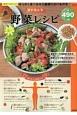 疲れをとる野菜レシピ 胃腸の疲れ、眼精疲労、肩こり、ストレスを軽減!