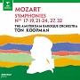 モーツァルト:初期交響曲集(第17-19、21-24、27、32番)