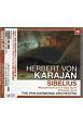 カラヤン/シベリウス:交響曲第2番・交響詩「フィンランディア」