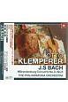 クレンペラー/バッハ:ブランデンブルク協奏曲第3番~第6番