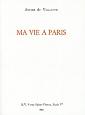 MA VIE A PARIS 私のパリ生活