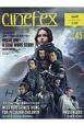 cinefex<日本版> ローグ・ワン/スター・ウォーズ・ストーリー ハリウッド発映像専門誌(45)