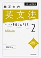 大学入試問題集 関正生の英文法ポラリス 応用レベル (2)