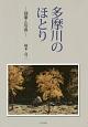 多摩川のほとり 随筆と写真