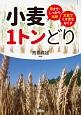 小麦1トンどり 薄まき・しっかり出芽 太茎でくず麦をなくす