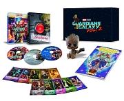 ガーディアンズ・オブ・ギャラクシー:リミックス MovieNEX プレミアムBOX(数量限定)(BD+DVD)