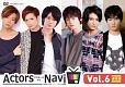 ActorsNavi Vol.6