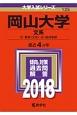 岡山大学 文系 2018 大学入試シリーズ125
