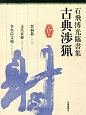 古典渉猟 石飛博光臨書集 晋祠銘/文皇哀冊/争坐位文稿 (17)