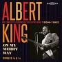 オン・マイ・メリー・ウェイ シングルス As&Bs <ギター・キングの初期セッション集 1954-1962>