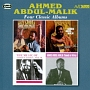 JAZZ SAHARA / EAST MEETS WEST / THE MUSIC OF AHMED ADBUL-MALIK / SOUNDS OF AFRICA|フォー・クラシック・アルバムズ