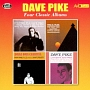 IT'S TIME FOR DAVE PIKE / PIKE'S PEAK / BOSSA NOVA CARNIVAL / LIMBO CARNIVAL|フォー・クラシック・アルバムズ
