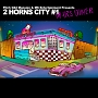 "Pitch Odd Mansion&MS Entertainment Presents ""2 HORNS CITY #1 -MARS DINER-"""