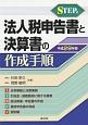 法人税申告書と決算書の作成手順 平成29年