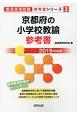 京都府の小学校教諭 参考書 2019 教員採用試験参考書シリーズ3
