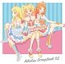 スマホアプリ『アイカツ!フォト on ステージ!!』スプリットシングル AIKATSU SCRAPBOOK 02